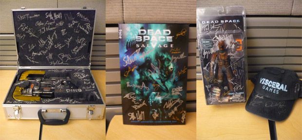 D And D Trailers >> Visceral auctioning off Dead Space gear for charity