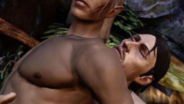 Игры. Bioware продолжает развлекаться в Dragon Age Origins. секс
