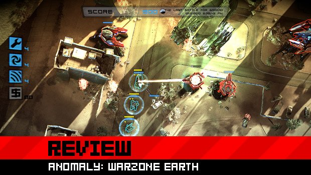 Review: Anomaly: Warzone Earth photo