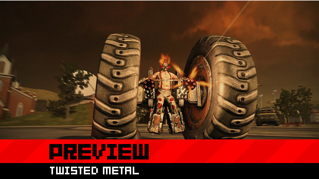 Preview: Twisted Metal photo