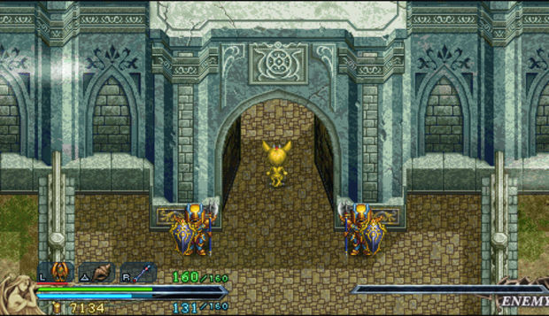 Ys II Solomon Shrine