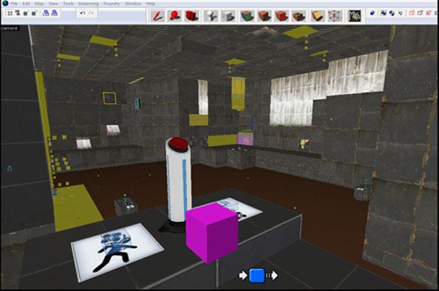 Релиз нового DLC для Portal 2 - Half-Life вселенная. caubif6p скачать для w