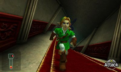 Hands on zelda ocarina of time 3ds 39 s master quest mode - Ocarina of time 3ds console ...