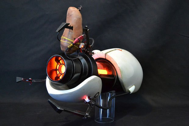 glados portal 2 potato - photo #24