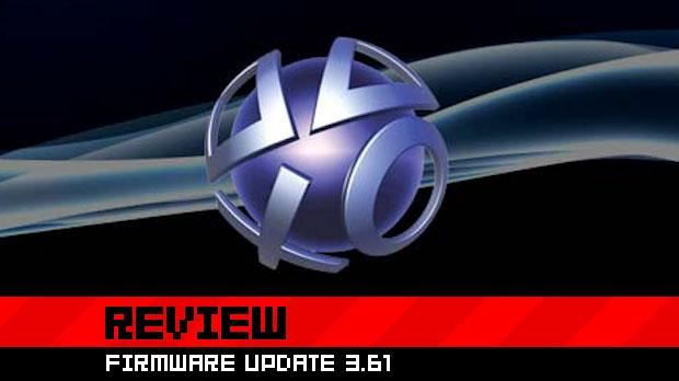 Review: Firmware Update 3.61 screenshot
