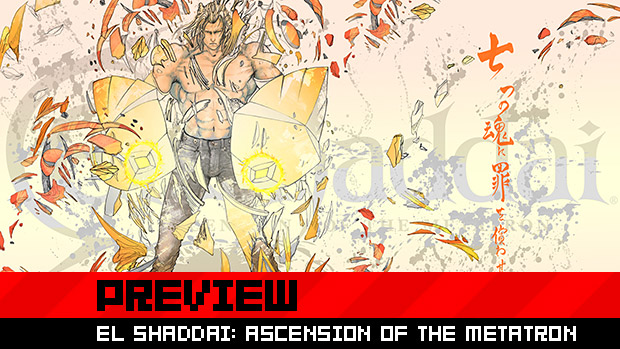 Preview: El Shaddai: Ascension of the Metatron photo