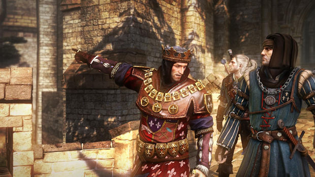 The Witcher 2 gets patched, removes DRM screenshot
