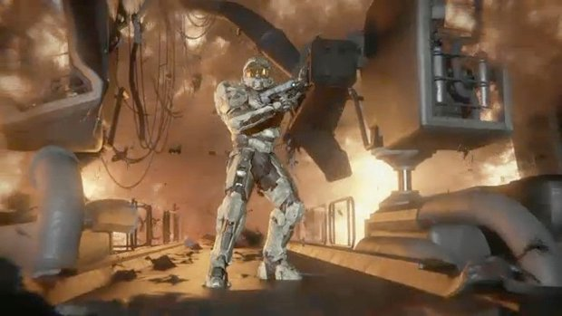 E3: Halo 4 start of a new trilogy, coming Holiday 2012 photo