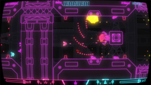 E3: PixelJunk SideScroller revealed screenshot