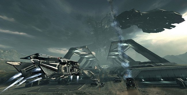 E3: CCP on why Dust 514 is skipping Xbox 360 and PC photo