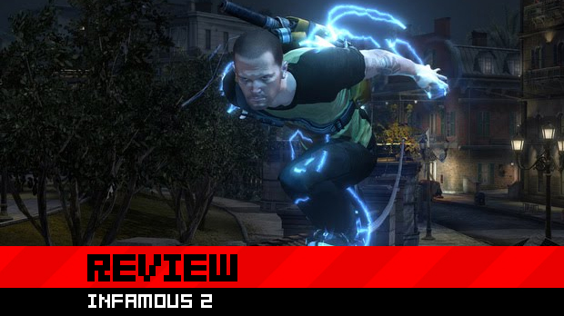 Review: inFAMOUS 2 photo