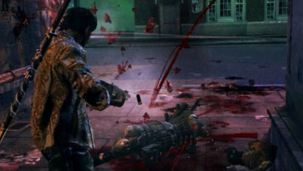 Itagaki-developed Devil's Third won't launch until 2013 screenshot