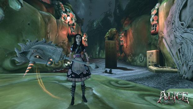 Alice madness returns arts