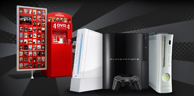 Redbox game rentals are a go tomorrow screenshot