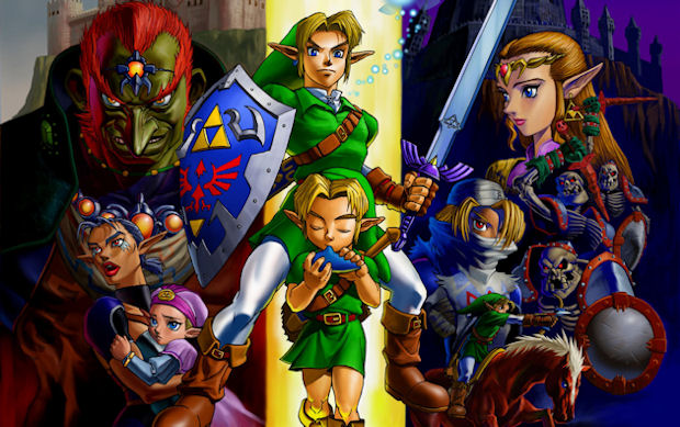 The Legend Of Zelda Ocarina Of Time For Pc Free