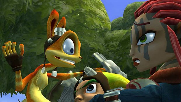 New World - Jak and Daxter