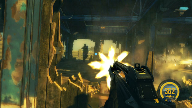 Bodycount dev: There's room for FPSs beyond Call of Duty screenshot