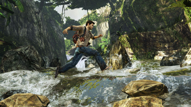 Uncharted was once a bit more like Bioshock screenshot