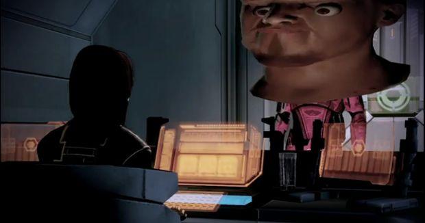 Weekend Destructainment: Big head romance screenshot