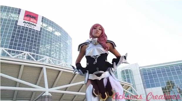 The Daily Hotness: Anime Expo screenshot