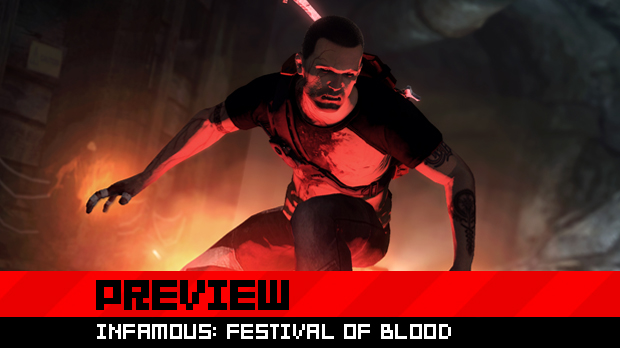 Preview: inFAMOUS: Festival of Blood photo
