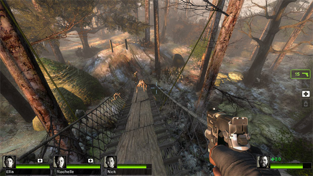 Left 4 Dead 2 community challenge offers early DLC access