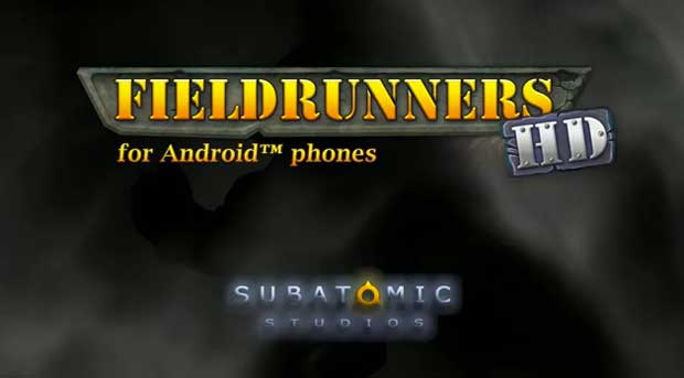 Fieldrunners Android out now, free on Amazon Appstore