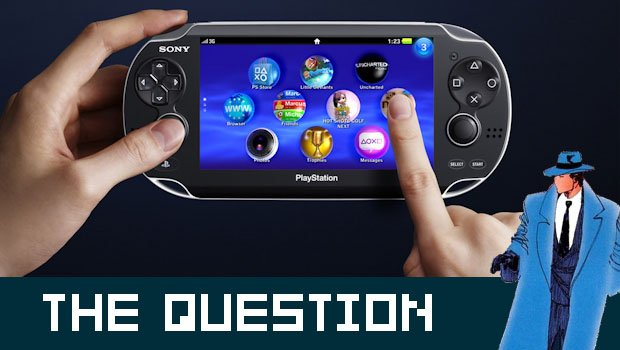 The Question: Are you getting a PlayStation Vita? screenshot