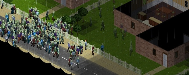 Is Project Zomboid coming to Steam? screenshot