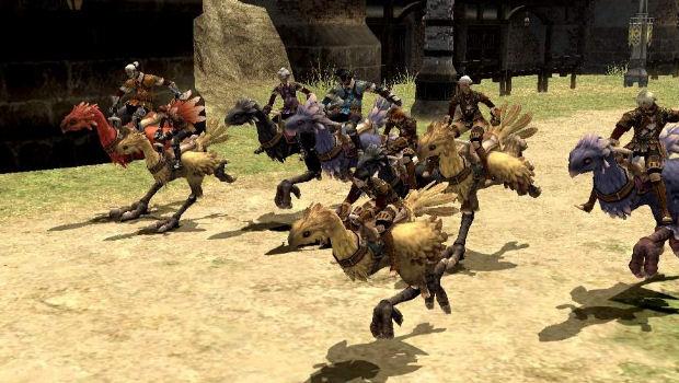 Final Fantasy XI could come to PlayStation Vita