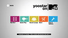 Yoostar on MTV needs some work photo