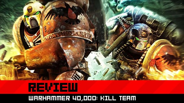 Review: Warhammer 40,000: Kill Team photo