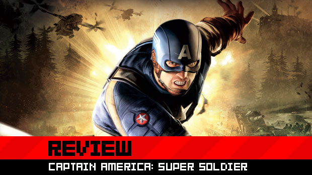 Review: Captain America: Super Soldier photo