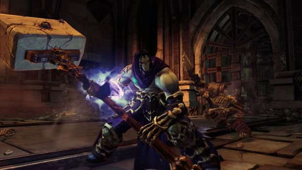 Darksiders 2 addressing the backtracking complaints photo