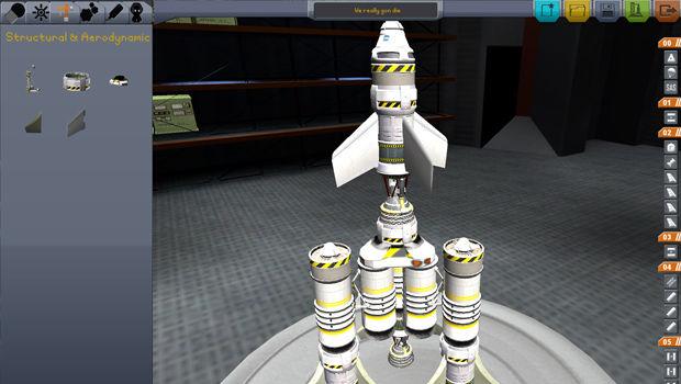 Ish a rocket! =D