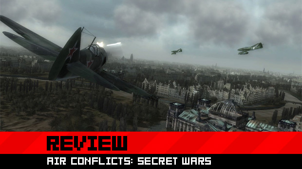 Review: Air Conflicts: Secret Wars photo