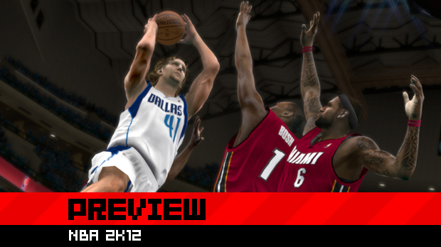 Preview: NBA 2K12 photo