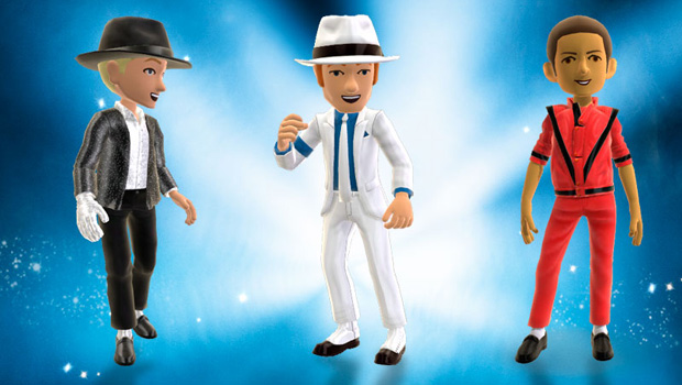 Be the King of Pop with Michael Jackson avatar outfits photo
