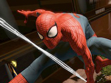 SDCC: Hands-on with Spider-Man Edge of Time photo