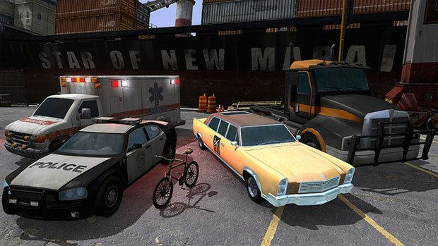 inFAMOUS 2 gets vehicles for user-generated content photo