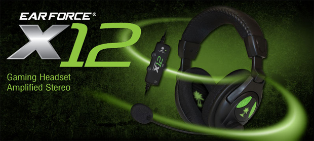 Here comes the super affordable Turtle Beach X12 photo