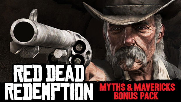 Rockstar talks free Myths and Mavericks pack for Red Dead photo