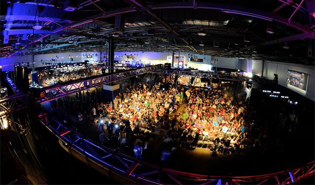 Watch MLG Anaheim streamed live all weekend long screenshot