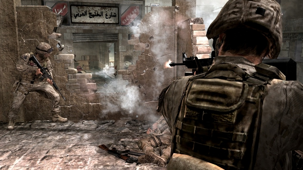 Modern Warfare 3 Officially Coming To The Wii