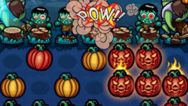 Pumpkins vs monsters slots