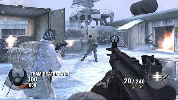 Treyarch Bringing Modern Warfare 3 To Wii