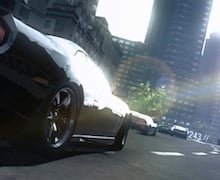 Exclusive: Ridge Racer Unbounded: Create or Destroy photo