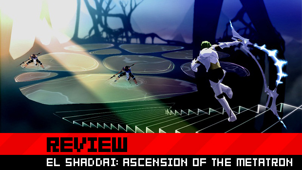 Review: El Shaddai: Ascension of the Metatron photo