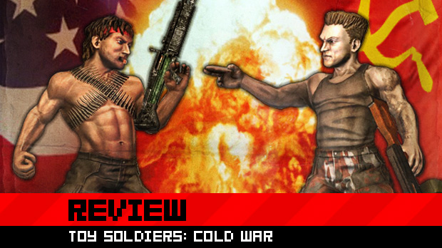 Review: Toy Soldiers: Cold War photo