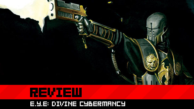 Review: E.Y.E: Divine Cybermancy photo